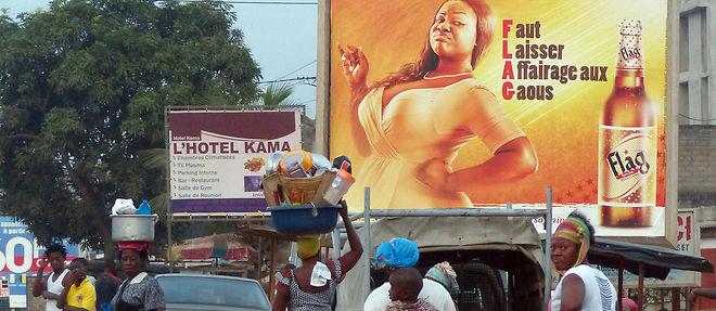 marché publicité afrique